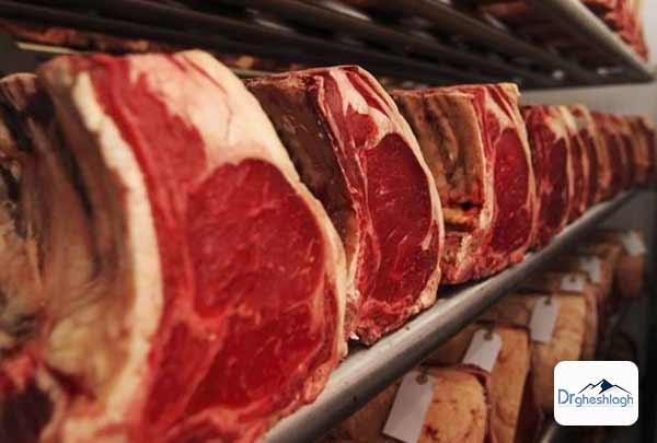 نحوه فریز نمودن گوشت در سردخانه زیر صفر- دکتر قشلاق