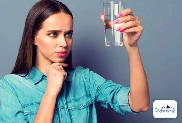 دلایل بد بو شدن آب-دکتر قشلاق