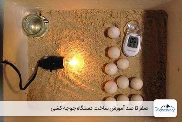 ساخت دستگاه جوجه کشی-دکتر قشلاق