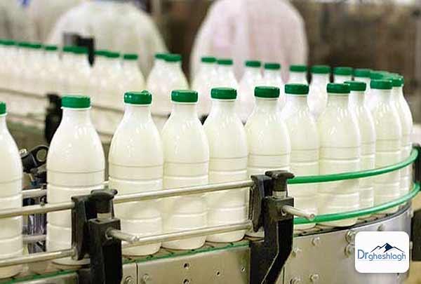 میزان مصرف شیر-دکتر قشلاق