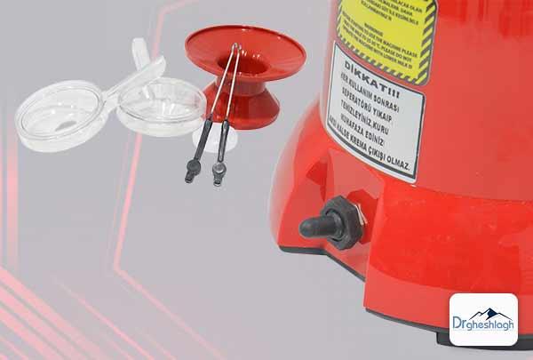 اهمیت استفاده از دستگاه خامه گیر-دکتر قشلاق