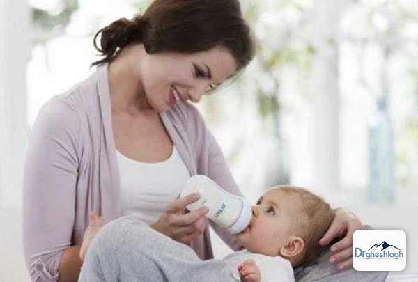 فواید شیر برای کودکان-دکتر قشلاق