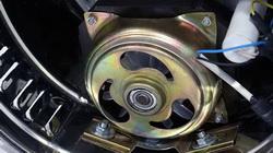 موتور قدرتمند دستگاه کره گیر خانگی