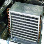 موتور و کندانسور آبسردکن استیل 4 شیر