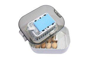 سیستم رطوبت رسانی دستگاه جوجه کشی ایزی باتور 6
