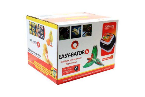بسته بندی ایزی باتور 6