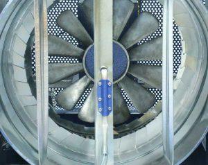 پروانه ی آلمینیومی دستگاه مهپاش 24 هزار