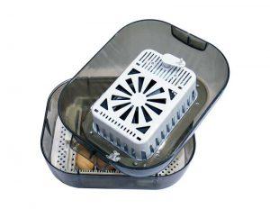 بدنه و سیستم تهویه ایزی باتور 5