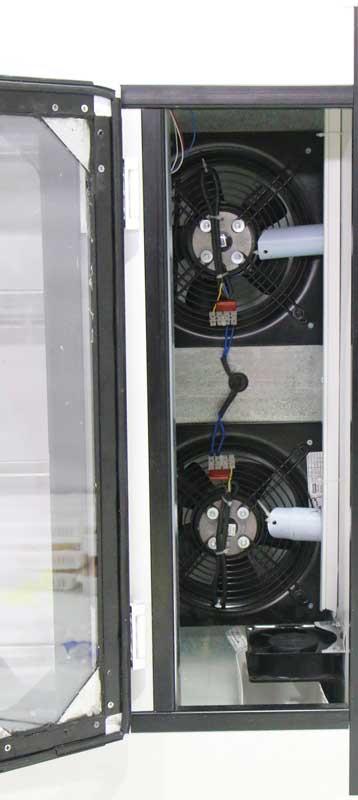 فن دستگاه جوجه کشی شترمرغ 24 تایی
