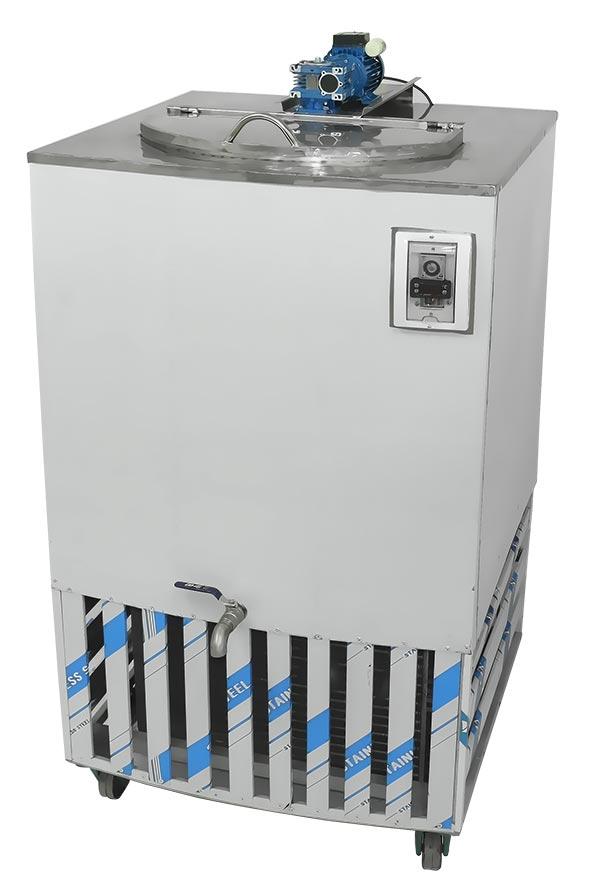 دستگاه شیر سرد کن ۵۰۰ لیتری