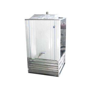 دستگاه چیلر شیر 400 لیتری