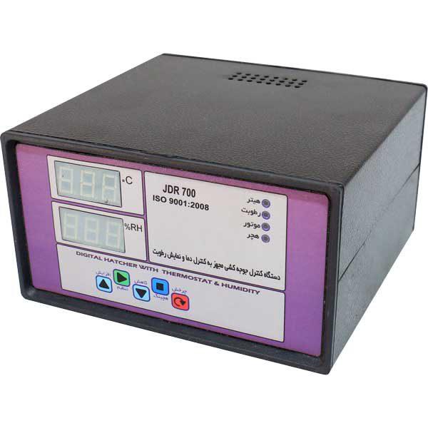 کنترلر جوجه کشی jdr700