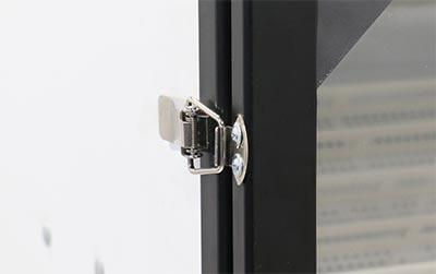 بهره گیری از قفل شو برای درب