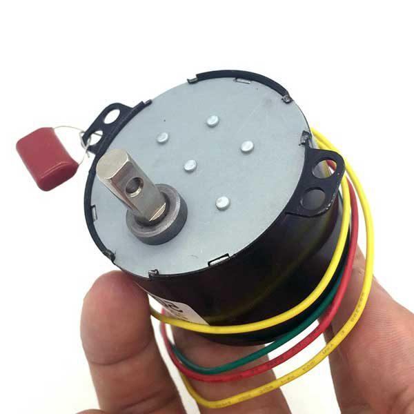 موتور دستگاه جوجه کشی ktyz50