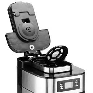 پنل کاربری دستگاه قهوه ساز خانگی