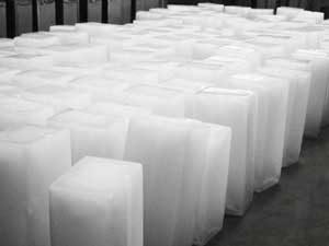 کارخانه یخسازی ثابت