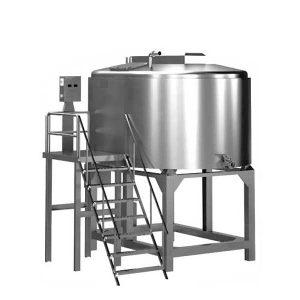 پاتیل شیر 700 لیتری