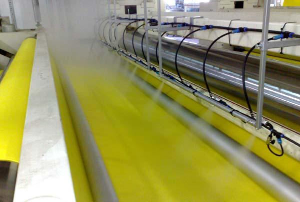مشکلات ناشی از کمبود رطوبت در چاپخانه