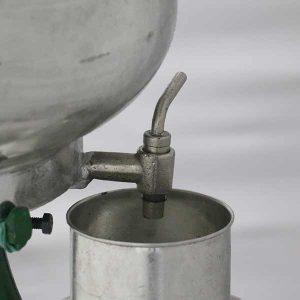 محل خروج شیر خامه گیر لبنیاتی - دکتر قشلاق