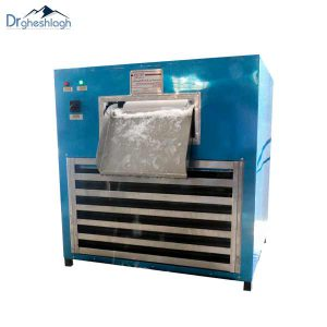 یخساز پولکی صنعتی-صنایع ماشین سازی دکتر قشلاق
